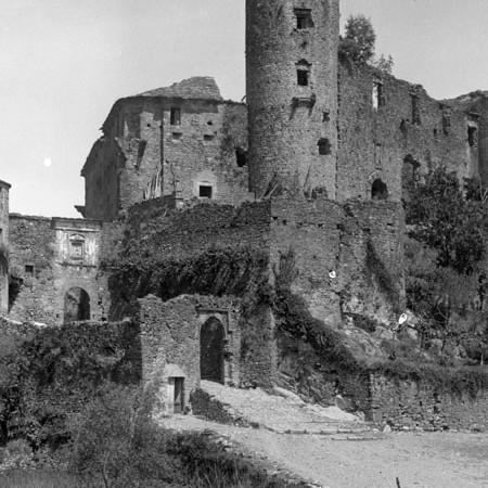 Castello di Monti 1904