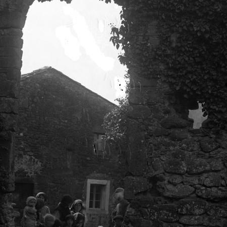 Castello di Monti di Licciana 1915