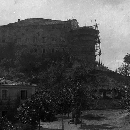 Castello di Calice al Cornoviglio 1922