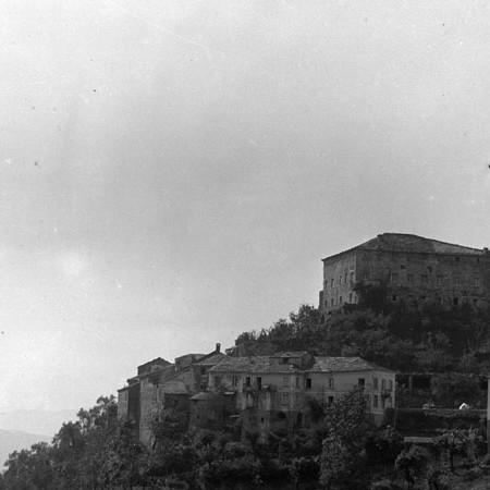 Castello e Paese di Calice al Cornoviglio 1922