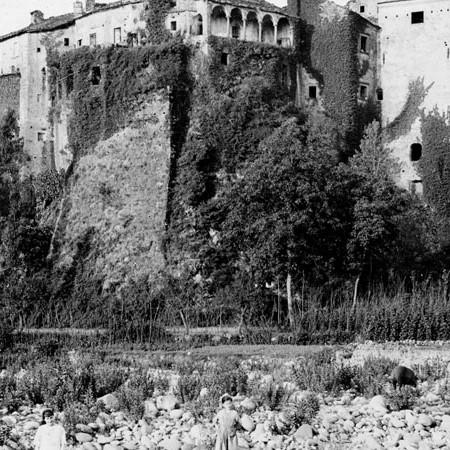Castello di Villafranca in Lunigiana 1919