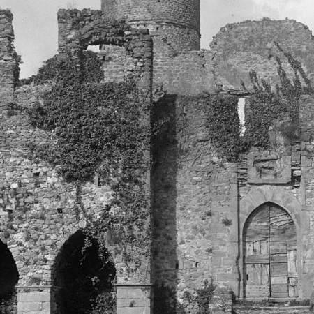 Ingresso del Castello di Malgrate