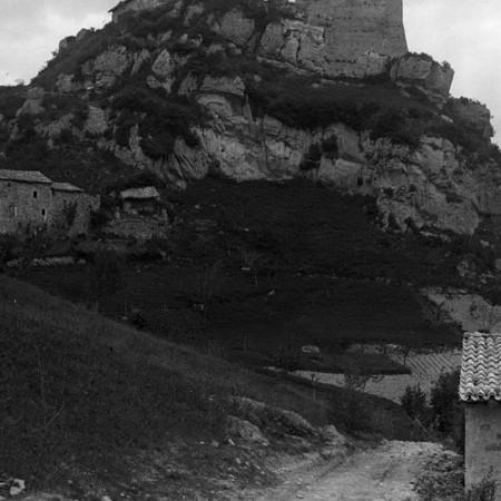 Castello di Canossa 1902