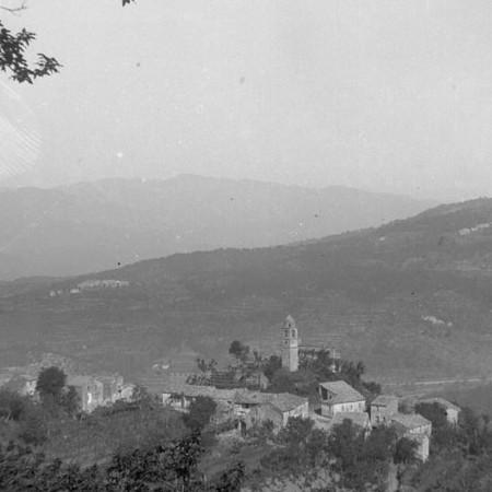 Panorama di Pastina 1901