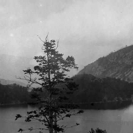 Lago Santo 1901
