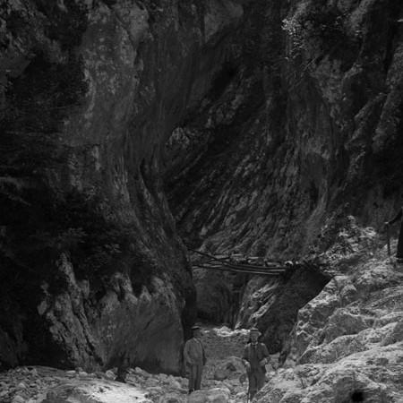 Solco di Equi - Gita al Monte Sagro 1902
