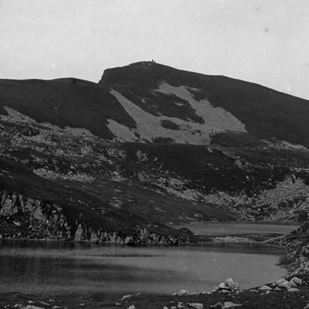 Laghi e Monte Sillara 1902