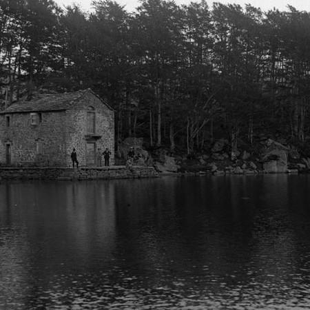 Rifugio Lago Santo 1902