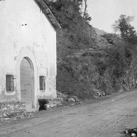 Oratorio della Madonnina, località La Madonnina 1903