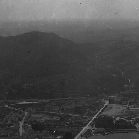 Panorama di Como 1930