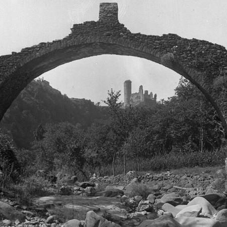 Ponte fra Treschietto e Vico 1904