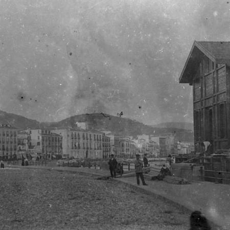 Lungomare di Salerno 1911