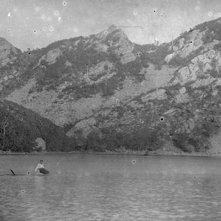 Lago Santo 1914