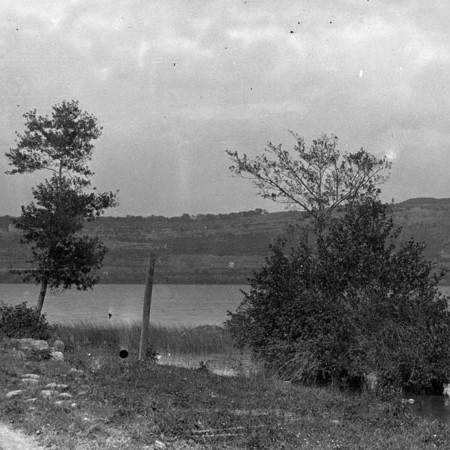 Lago Albano 1922