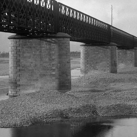 Ponte ferroviario presso Vezzano Ligure