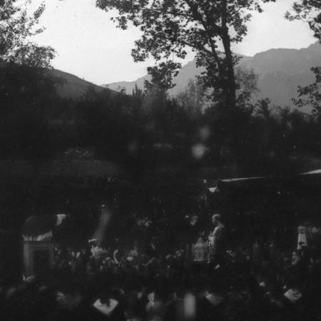 Processione San Pietro, Corlaga 1902
