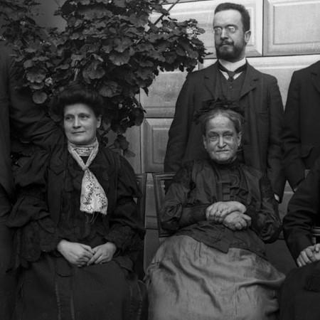 Famiglia Raffaelli 1906