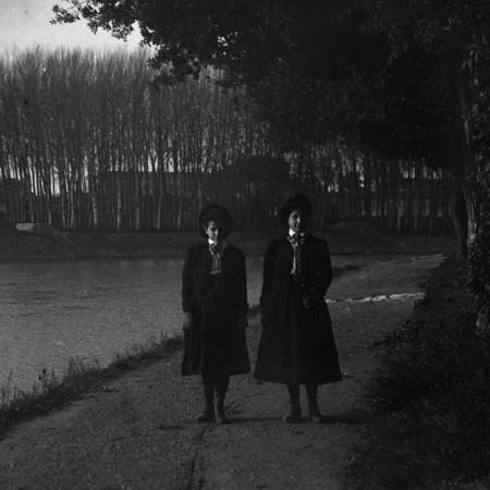 Enrica e Antonietta Bellegotti