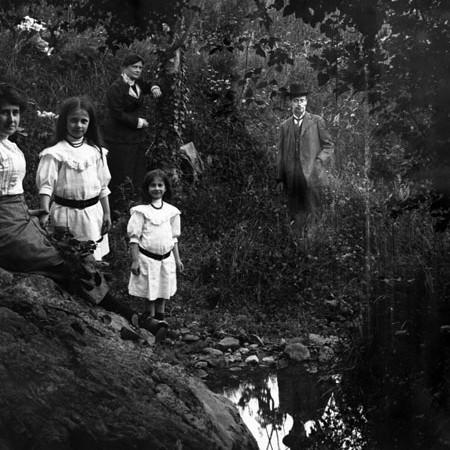 Famiglia Bellegotti 1912