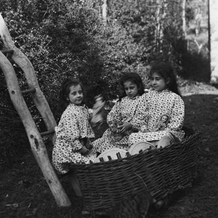 Bimbe Bellegotti a Casa degli Orti, Nezzana