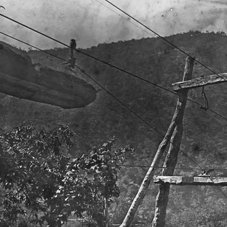 Teleferica dei carbonai 1904