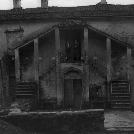 Casa vecchia degli Orti 1920