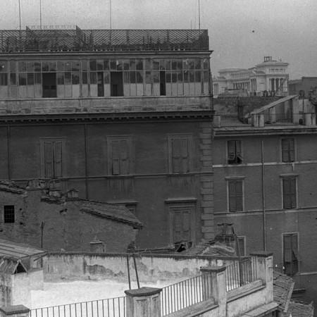 Casa dei barnabiti a Roma 1922
